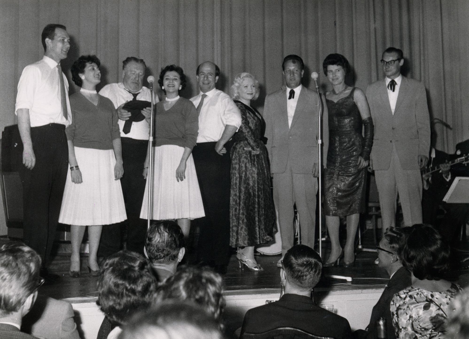 Radiokabarett mit Ueli, Ruth, Elisabeth & Paul