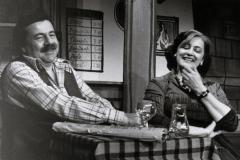 Wachtmeister Rösli mit Max Rüeger & Elisabeth Schnell (1980)