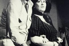 Ueli Beck und Elisabeth Schnell