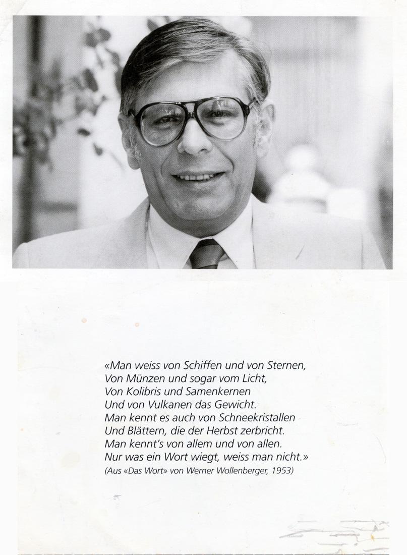 Werner Wollenberger