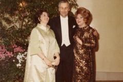 Elisabeth Schnell mit Rita Streich