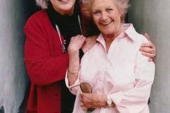 Elisabeth Schnell und Stefanie Glaser