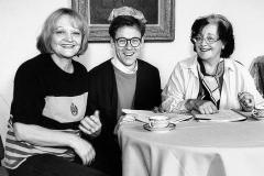 Ines Torelli, Erich Vock und Elisabeth Schnell (1993)