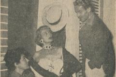Zeitungsausschnitt (1952)