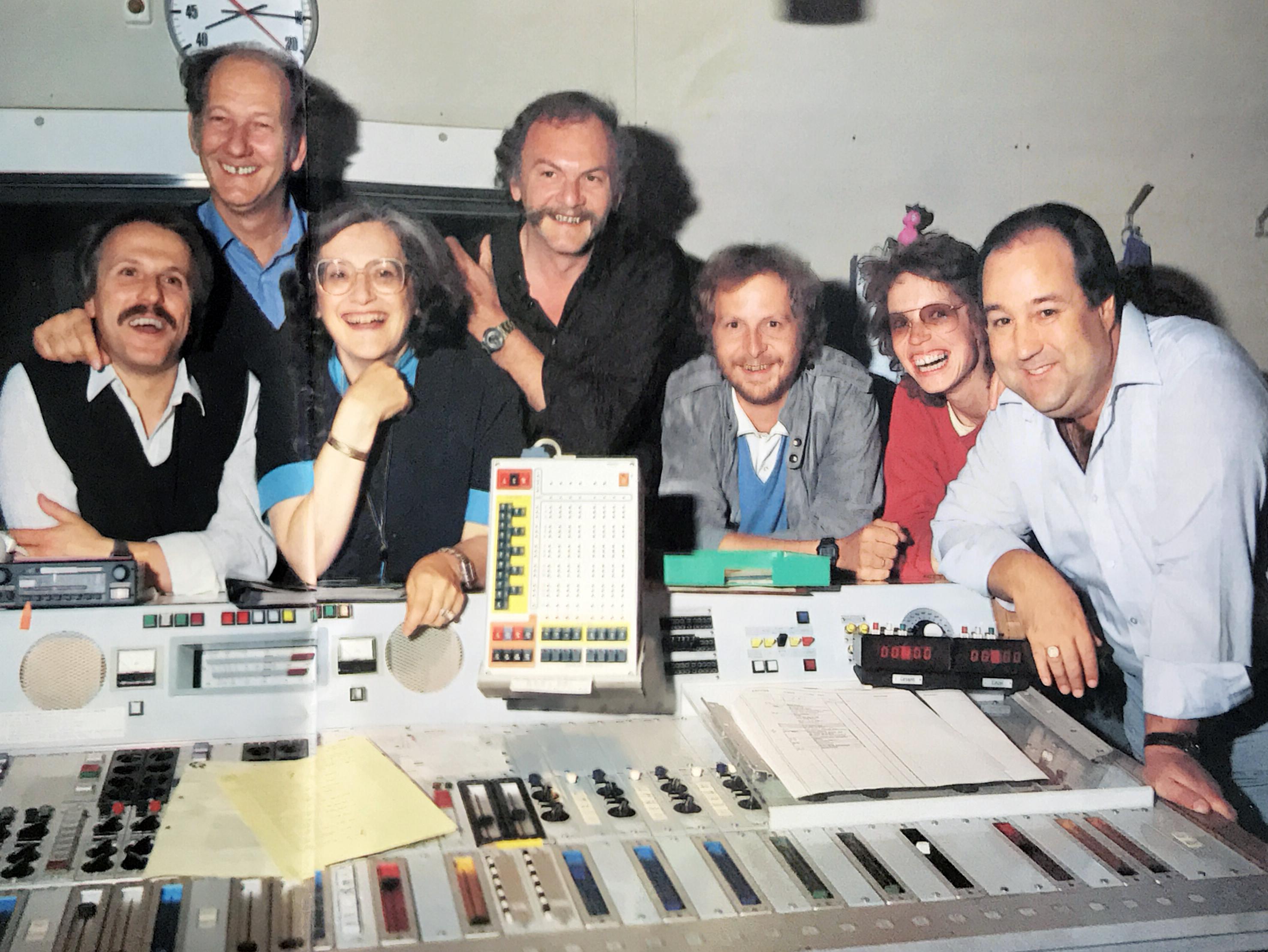 Jubiläum Nachtexpress (1984)