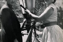 Reporterin Elisabeth Schnell