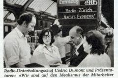 Ulrich Beck, Elisabeth Schnell & Cedric Dumont