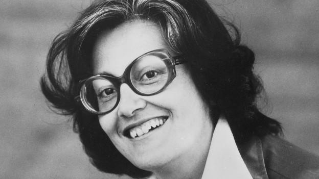 Elisabeth Schnell gilt als Schweizer Radiolegende. SRF